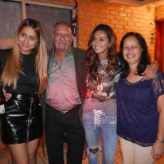 Anusha Dandekar Height Weight Body Measurements Age Family
